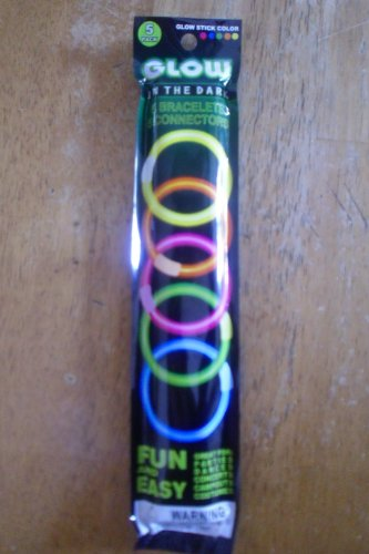 Glow Sticks 5 Pack