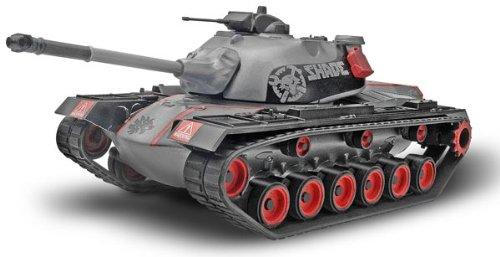 Revell Concasseur de combat Shade Patton Tank - Kit plastique Modèle