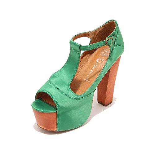 3357I sandali donna JEFFREY CAMPBELL foxy wood scarpe shoes women [41]