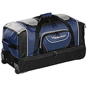 Black Canyon Wheeled Holdall 90 Litres - 73 x 30 x 39 cm