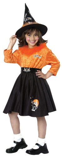 Girls Rockin' Witch Costume - Toddler