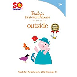 So Smart! - Baby's First-Word Stories: Outside