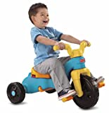 41qffzleHIL. SL160  Fisher Price Rock, Roll n Ride Trike