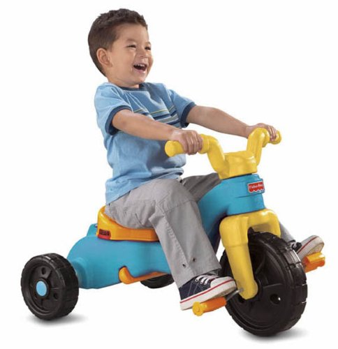 Learn More About Fisher-Price Rock, Roll 'n Ride Trike