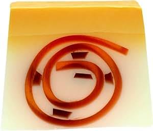 Aztec Gold Seife 100g mit Weihrauch und Sandelholzöl von Bomb Cosmetics