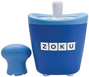 Zoku Single Quick Pop Maker, Blue