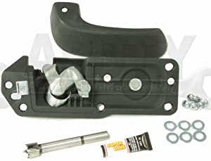 Apdty 91486 Replacement Interior Door Handle Kit For 2007 2011 Avalanche Escalade
