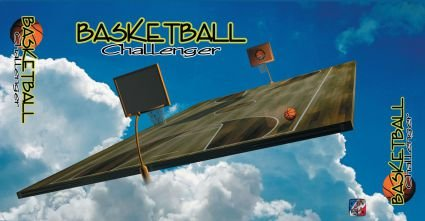 Jeu de société BASKETBALL CHALLENGER - Jeu de plateau avec quizz sur le basket