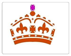 Amazon.com: Faux Like a Pro Royal Crown Stencil, 5.5 by 7-Inch