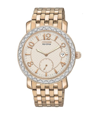 Citizen Women's EV1013-56A Drive from Citizen Eco-Drive BRZ Swarovski Crystal Accented Watch