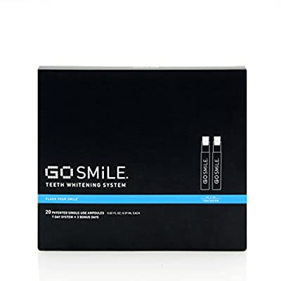 Go Smile Teeth Whitening System, 20 Count