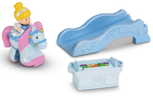 Fisher-Price Little People Disney Klip Klop Cinderella (Fisher Price Doll Horse compare prices)
