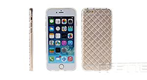 Protective Diamond Pattern TPU Back Case for iPhone 6