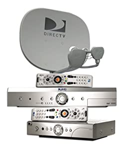2 Room DIRECTV HD System with a DIRECTV HD Receiver (Lease)