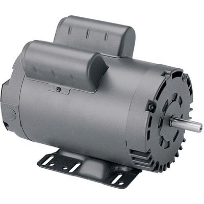 Leeson Air Compressor Electric Motor - 5Spl Hp, Model# 116845