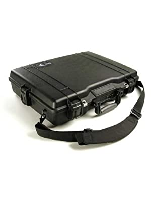 Peli 1495 Laptop Suitcase with Padding Black from PELI