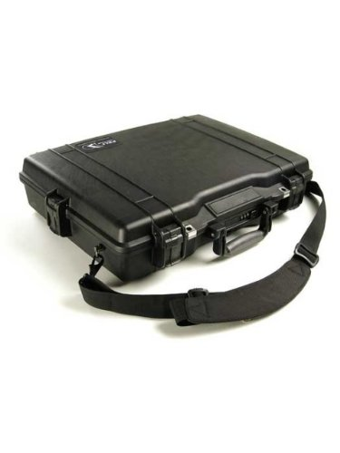 Peli 1495 Laptop Suitcase with Padding Black