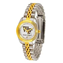 "Wake Forest Demon Deacons NCAA ""Executive"" Ladies Watch"