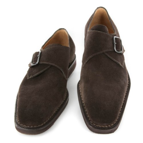 New Sutor Mantellassi Brown Suede Shoes 98 Prices Ngay