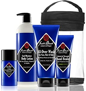 Jack Black Clean & Cool Body Basics by Jack Black