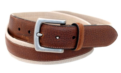 Columbia Men's 35mm Washed Cotton Belt