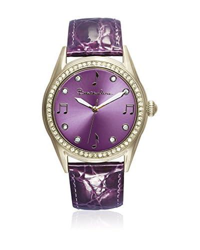 Braccialini Orologio al Quarzo Woman Violetto 38 mm
