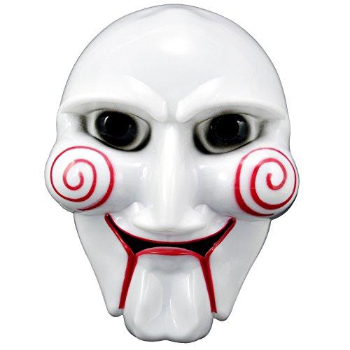 TRIXES Saw Jigsaw masque d'Halloween Fancy Dress Party Horreur Thème