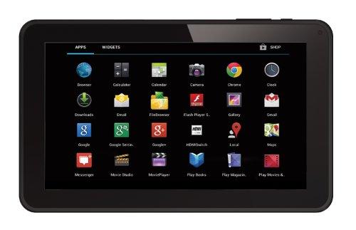 Naxa Electronics Craig Electronics Nid-1000 10.1-Inch 8 Gb Tablet