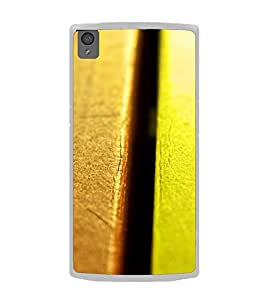 Colourful Bench Panels 2D Hard Polycarbonate Designer Back Case Cover for OnePlus X :: One Plus X :: One+X
