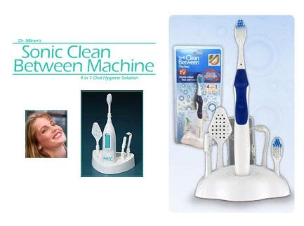 Interdental Brushes for All Sonic Clean Between Machines- Both Versions (Sonic Clean Between Machine compare prices)