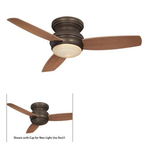 minka aire f593 orb one light oil rubbed bronze hugger ceiling fan. Black Bedroom Furniture Sets. Home Design Ideas