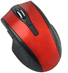Shrih 3D Button 2.4GHz Wireless Optical Mouse