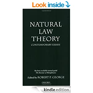 essay on natural law