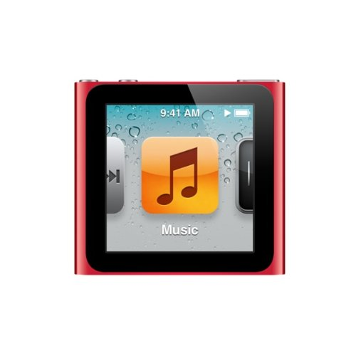 Apple iPod Nano (6th Generation) 16gb RED