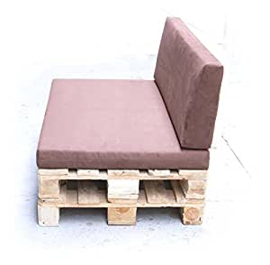 ... Kissen Auflage Sofa Loungemöbel für Europaletten Schaumstoff RG 35