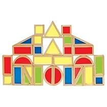 Big Sale Best Cheap Deals Guidecraft Rainbow Blocks Set - 30 Pieces