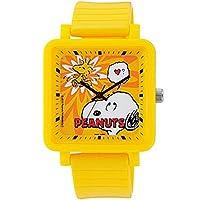 [シチズン時計株式会社 製 Q&Q ウォッチ] Q&Q 腕時計 ウォッチ SNOOPY スヌーピー ジョイフル・ウッドストック Q756-008