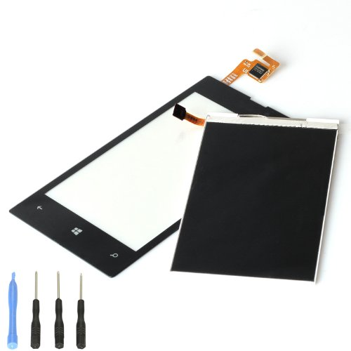 Lcd Display + Touch Screen Digitizer Replacement For Nokia Lumia 520