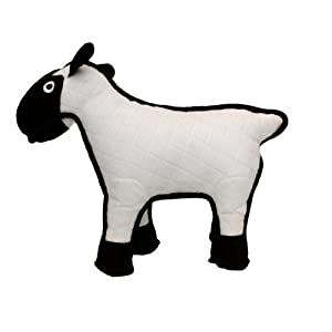 Tuffy Sherman Sheep Dog Toy