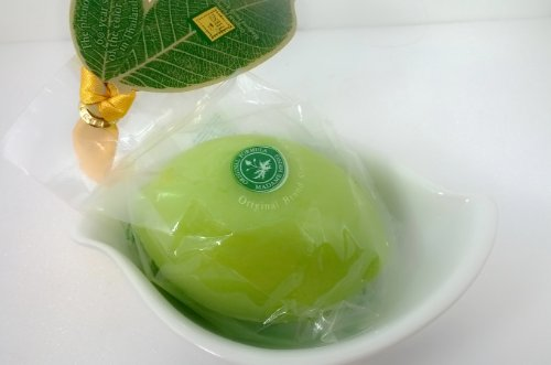 Madame Heng Lemon Relaxing And Enjoy Soap Plus Vitamin C & E - 120G. (Set Of 2)