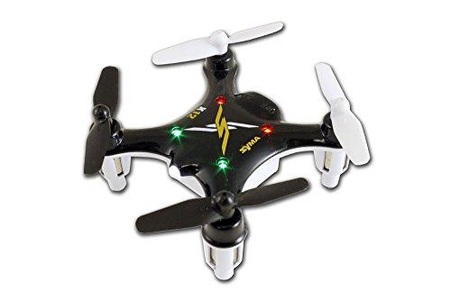 SYMA-X12-Black-4CH-24G-Nano-Quadcopter