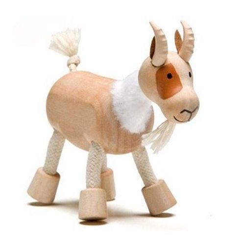 Anamalz Wooden Goat