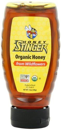 Honey Stinger Organic Honey, 12 Ounce front-291741
