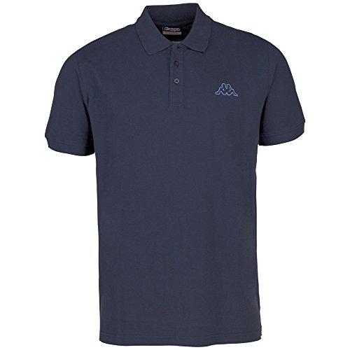 Kappa, Polo Uomo Peleot, Blu (Navy), L