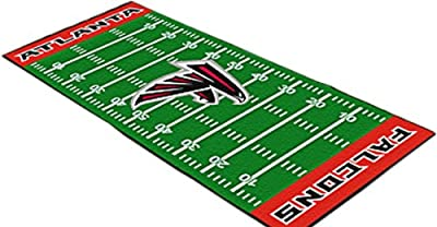 Fan Mats Atlanta Falcons Football Runner