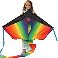 Huge Rainbow Kite for Kids – a Best S…