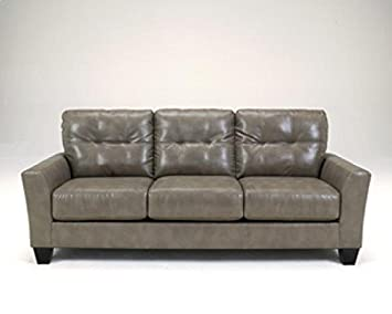 Nolana Charcoal Loveseat By Ashley Furniture