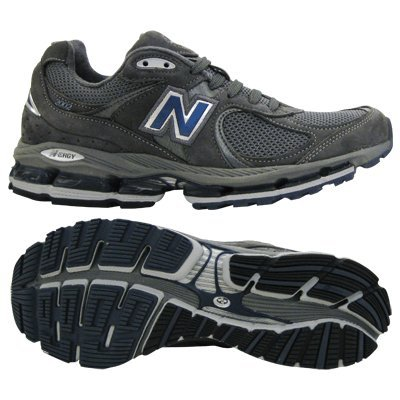the best attitude ad141 0423e New Balance Men s MR2002 Training Shoe,Grey Navy,10.5 2E
