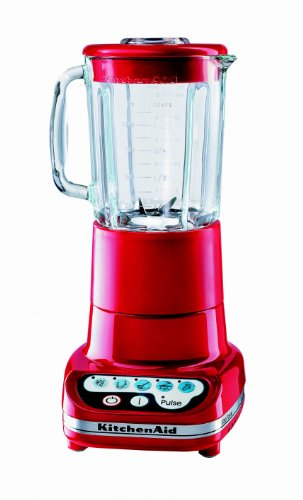 KitchenAid Artisan 1.5 Litre Blender in Red