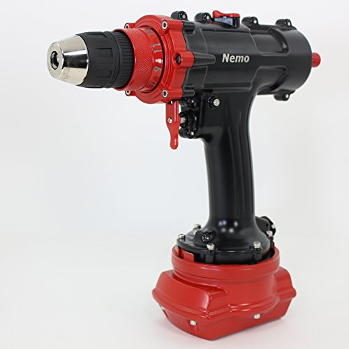 NEMO V2 DIVERS EDITION CORDLESS UNDERWATER DRILL (Waterproof Drill compare prices)